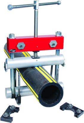 ручной передавливатель PES8M reed рид для пластиковых труб