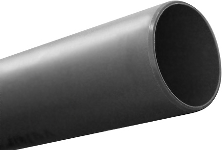 пластиковая труба после реза труборезом для пластиковых труб P-TEC 5000 RIDGID