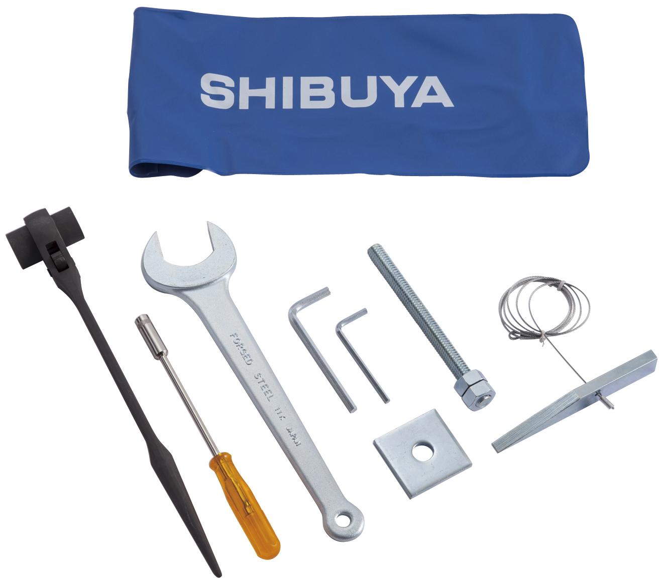 комплект инструмента для SHIBUYA TS-402